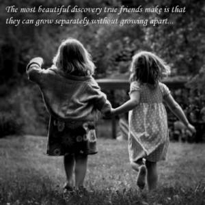 Childhood Friendship To a childhood friend. :-)