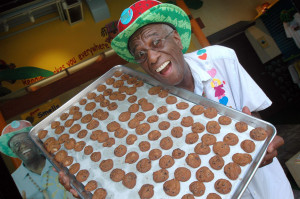 More Wally 'Famous' Amos images: