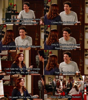 Lily aldrin quotes wallpapers
