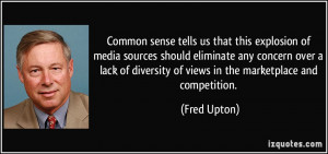 More Fred Upton Quotes