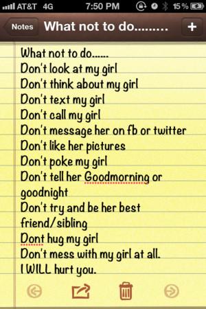jealous boyfriend quotes tumblr