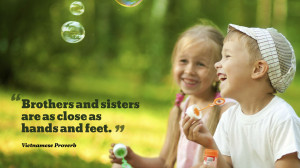 Brother And Sister Quotes #02081, Pictures, Photos, HD Wallpapers