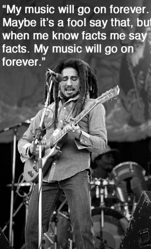 Bob Marley Quotes fo real