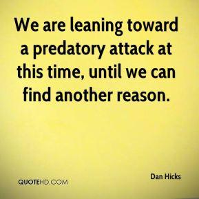 Predatory Quotes