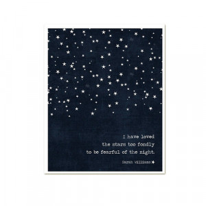 inspiration,life,stars,quotes,etsy,quote ...