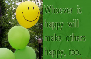 Cute Quotes About Happiness And Smiling Too ~ happiness quote