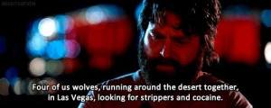 zach galifianakis quotes - Google Search