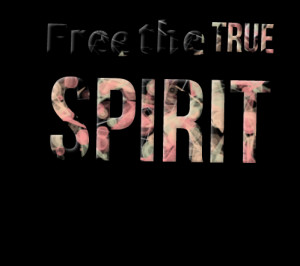Say that Free Spirit Quotes places intellect has
