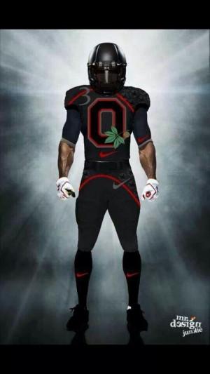 Football, Uniforms Concept, Buckeyes Pride, Ohio States Football ...