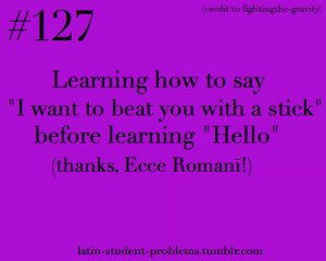 latin-student-problems