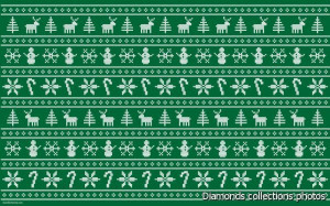 christmas pattern background tumblr