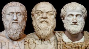 Plato, Aristotle, Socrates, Michael Rietveld