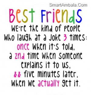 Best Friend Are