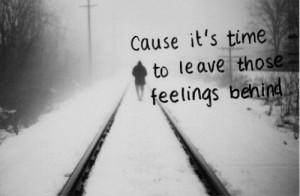 Goodbye useless emotions...