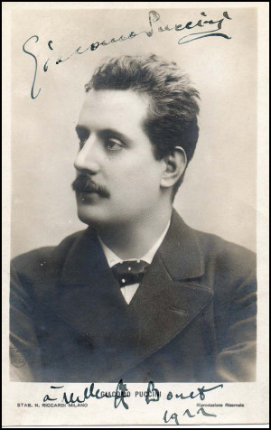 Puccini Click on image to enlarge.