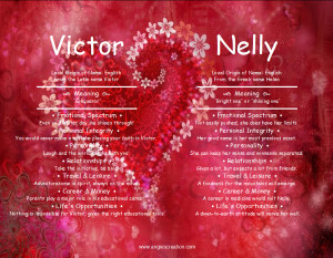 Nelly Quotes Victor and nelly