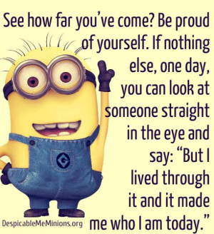 inspirational message from minions inspirational message from minions ...