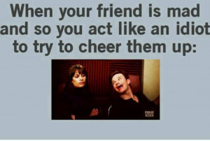 That's what best friends are for