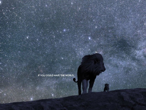 stars quotes lions 1600x1200 wallpaper Animals Lion HD