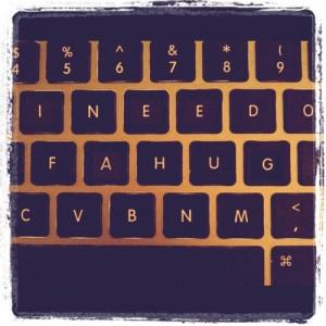 hug instagram mac need quote