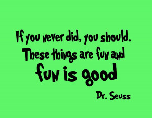 Showing Gallery For Dr Seuss Quotes Lorax