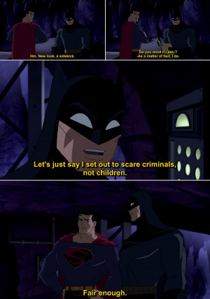 Justice League The New Frontier Quote-4