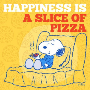 Happiness is a slice of pizza!Quotes, Pizza, Happy Is, Things, Charli ...