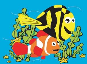 Aquatic Fish Puzzle