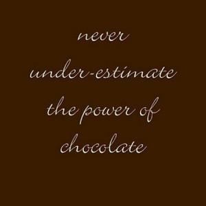 Chocolate Quotes
