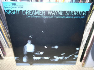 Wayne Shorter Night Dreamer...