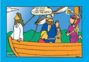 Little Christian Humor...