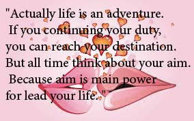 ... is main power for lead your life.