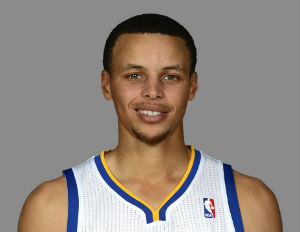 Stephen Curry Making His
