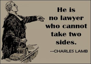 Lawyer quote