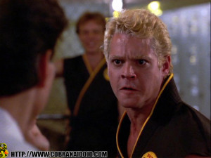 Rubix's Vs: Biff Tannen Vs Johnny Lawrence & Cobra Kais