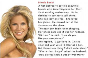 advanced search funny blonde jokes