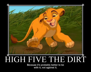 The Lion King TLK Motivational