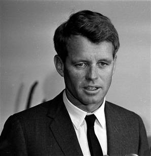 Robert F. Kennedy Born This Day 1925/ Ten Notes On Robert Kennedy