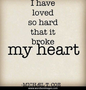 Love quotes hard times