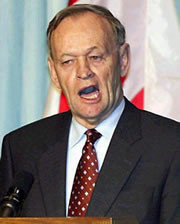 Jean Chrétien Photo