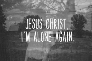 alone again on Tumblr
