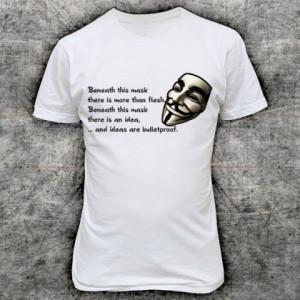 for vendetta 2005 v mask quote