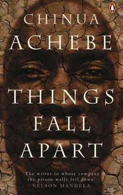 Things Fall Apart - book jacket