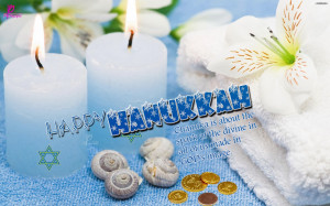 Chanukkah is about the spark of the divine in all of us made in GOD ...
