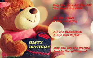 Romantic Birthday Quotes For Him Biography