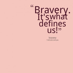 Lion Picture Quotes About Bravery