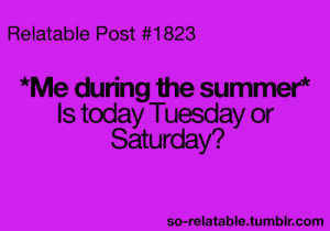 Friday's Quotes - Summer