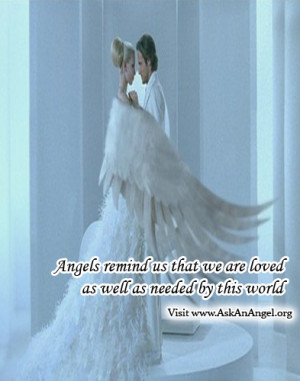 Angel Of Love Quotes More inspirational quotes at