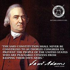 samuel adams quote more history politics samuel adams 2nd amendment ...