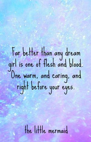 The Little Mermaid quotes, Disney wisdom